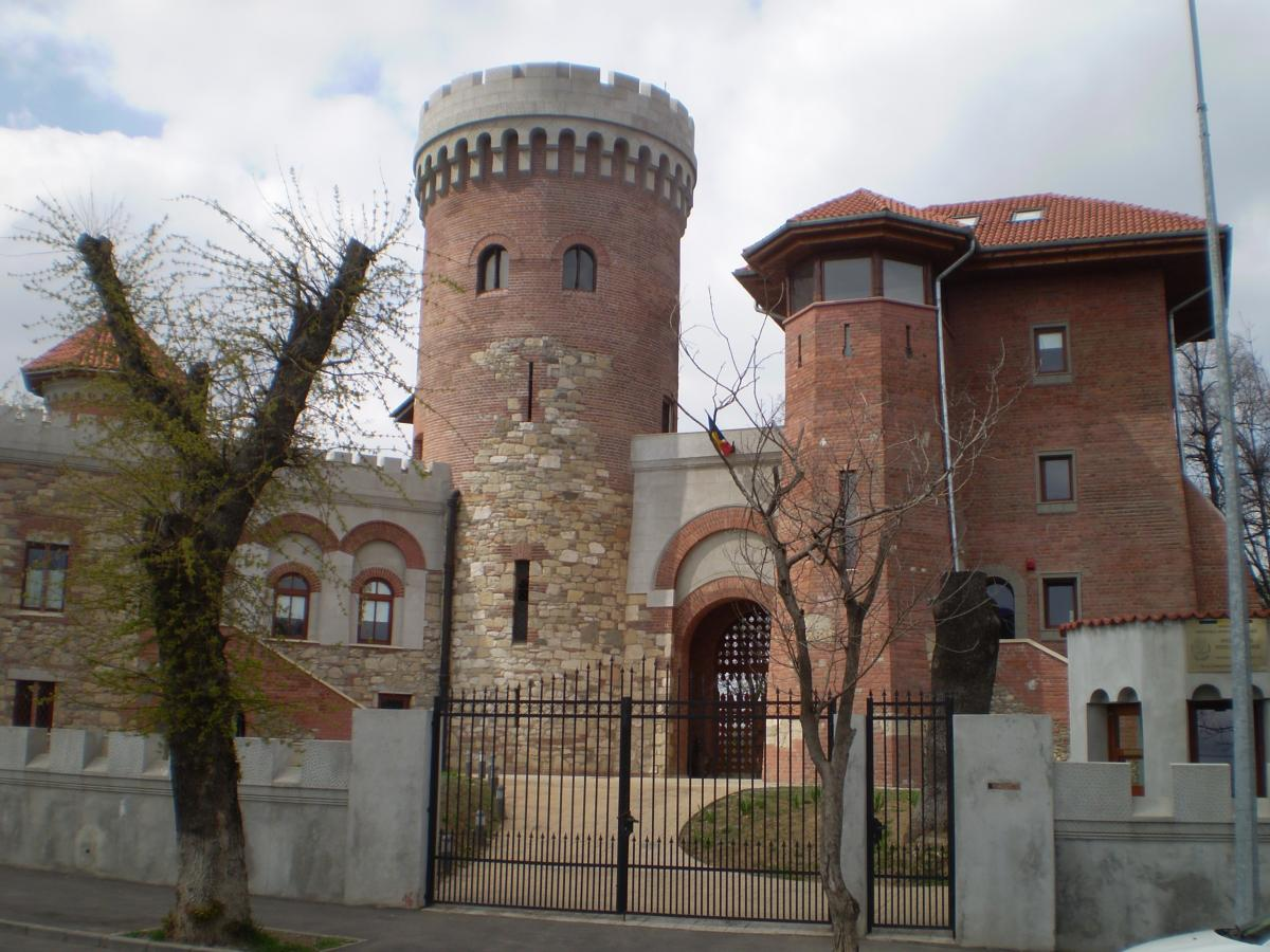 castel Tepes Bucuresti